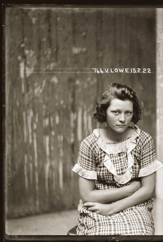 Vintage Candid Mugshots of Dapper Criminals 1920s (29)