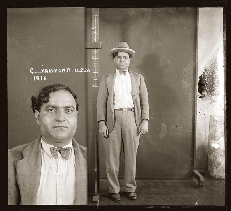 Vintage Candid Mugshots of Dapper Criminals 1920s (5)