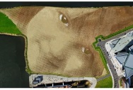 11 Acre Land Art Portrait is Largest Ever in the UK