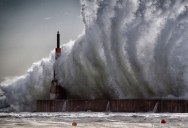 Picture of the Day: The Power of the Ocean