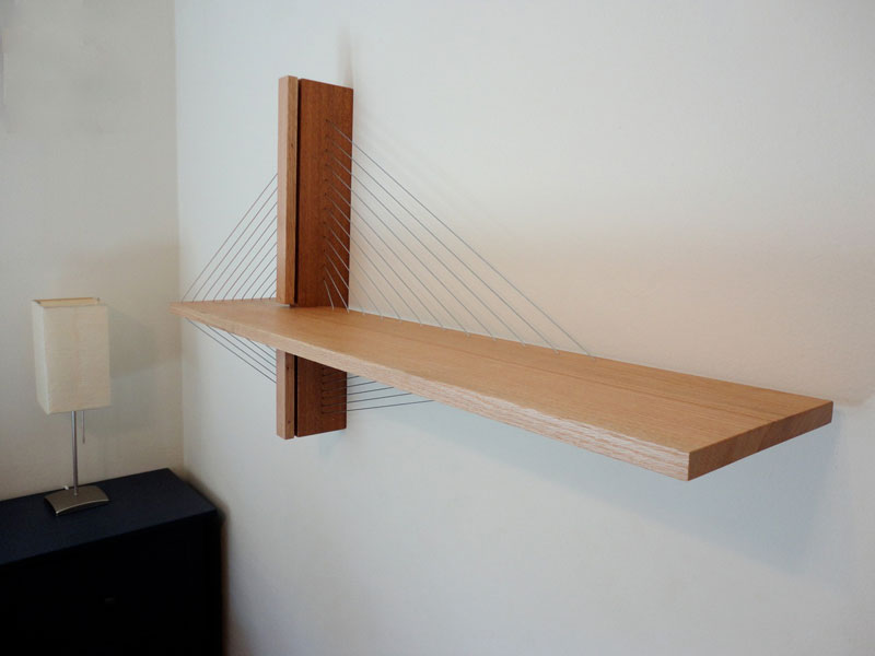 furniture held together just by tension robby cuthbert (2)