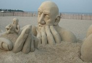 The Most Amazing Sand Sculptures You Will See Today