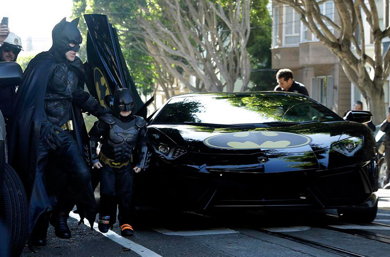 BATKID Saves Gotham, Unites Community, Restores Faith in Humanity