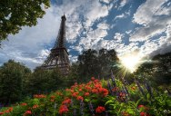 Picture of the Day: Unique View of the Eiffel Tower