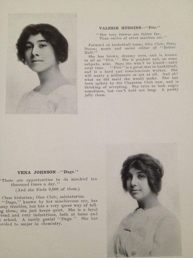 100 year old high school yearbook 1912-1913 texarkana  (10)
