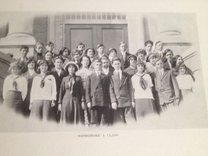 100 year old high school yearbook 1912-1913 texarkana  (14)