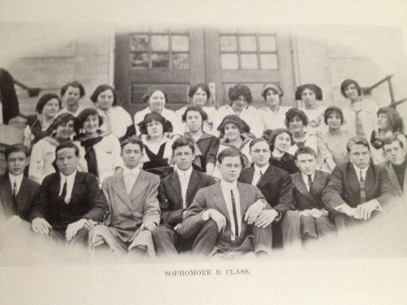 100 year old high school yearbook 1912-1913 texarkana  (15)