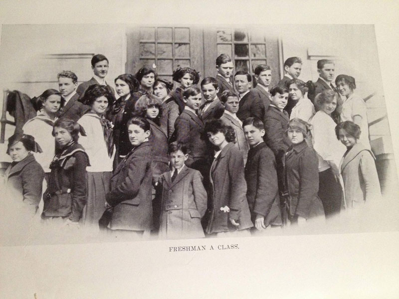 100 year old high school yearbook 1912-1913 texarkana  (16)