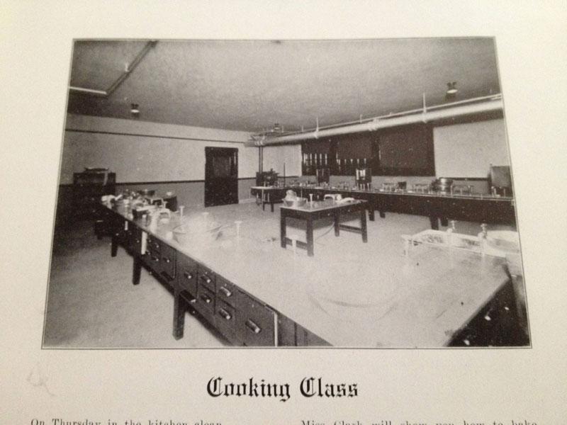 100 year old high school yearbook 1912-1913 texarkana  (23)
