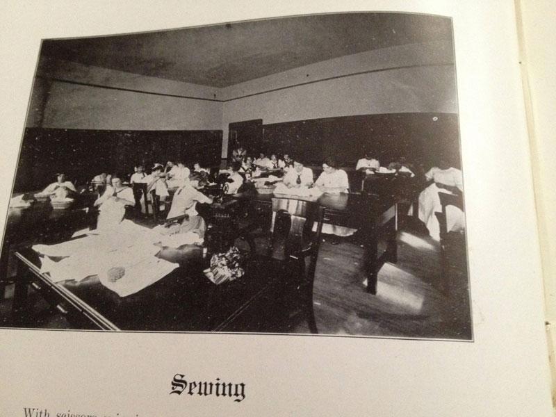 100 year old high school yearbook 1912-1913 texarkana  (24)