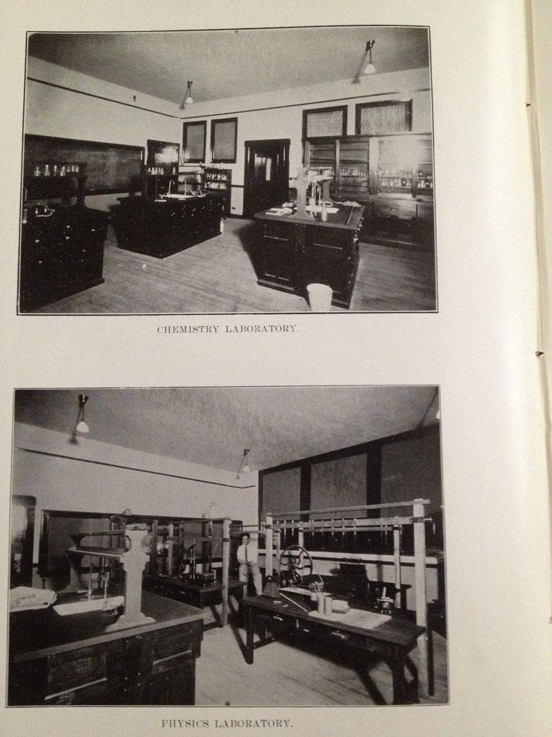 100 year old high school yearbook 1912-1913 texarkana  (25)