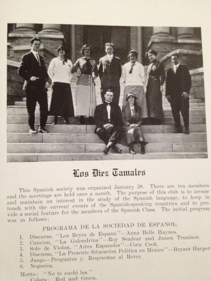 100 year old high school yearbook 1912-1913 texarkana  (27)