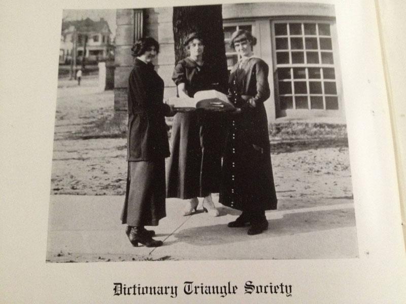 100 year old high school yearbook 1912-1913 texarkana  (29)