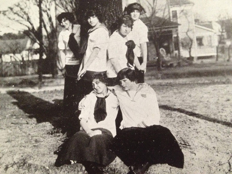 100 year old high school yearbook 1912-1913 texarkana  (31)