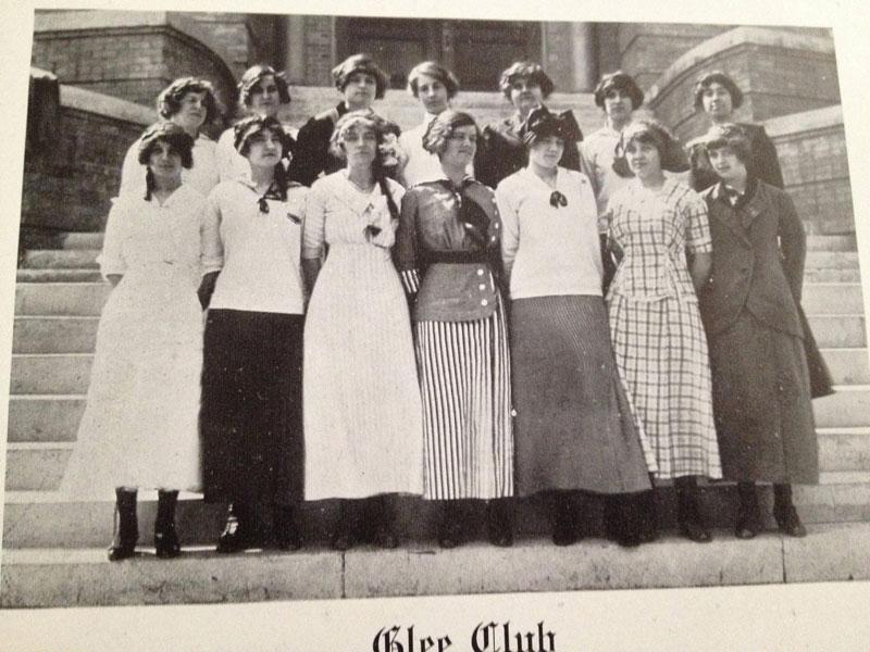 100 year old high school yearbook 1912-1913 texarkana  (33)