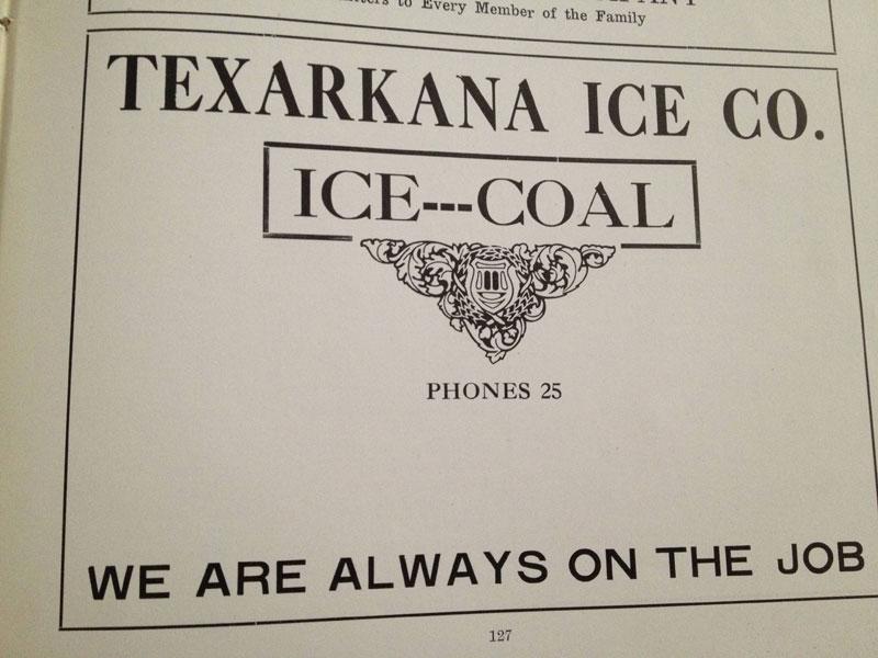100 year old high school yearbook 1912-1913 texarkana  (38)