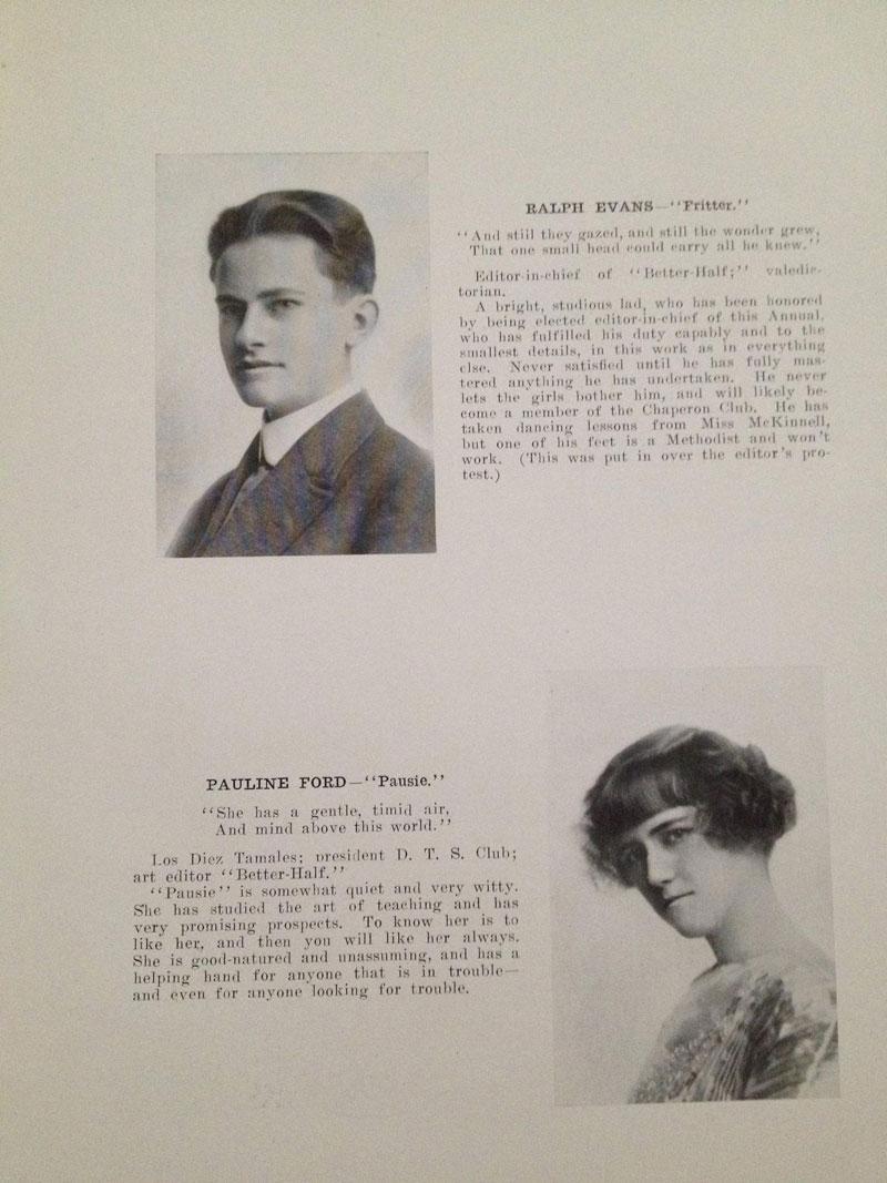 100 year old high school yearbook 1912-1913 texarkana  (7)