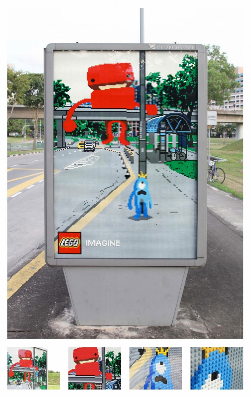 billboards made from lego (2)
