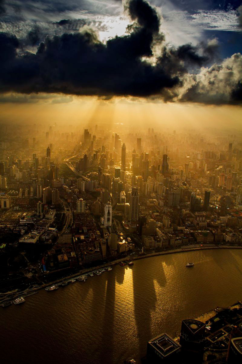 crane operator wei genshen photos of shanghai from above (5)