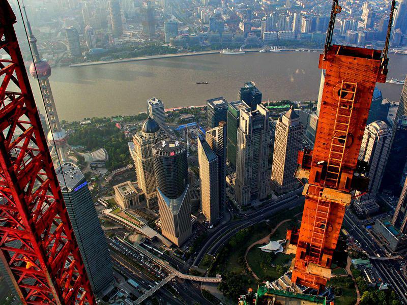 crane operator wei genshen photos of shanghai from above (9)
