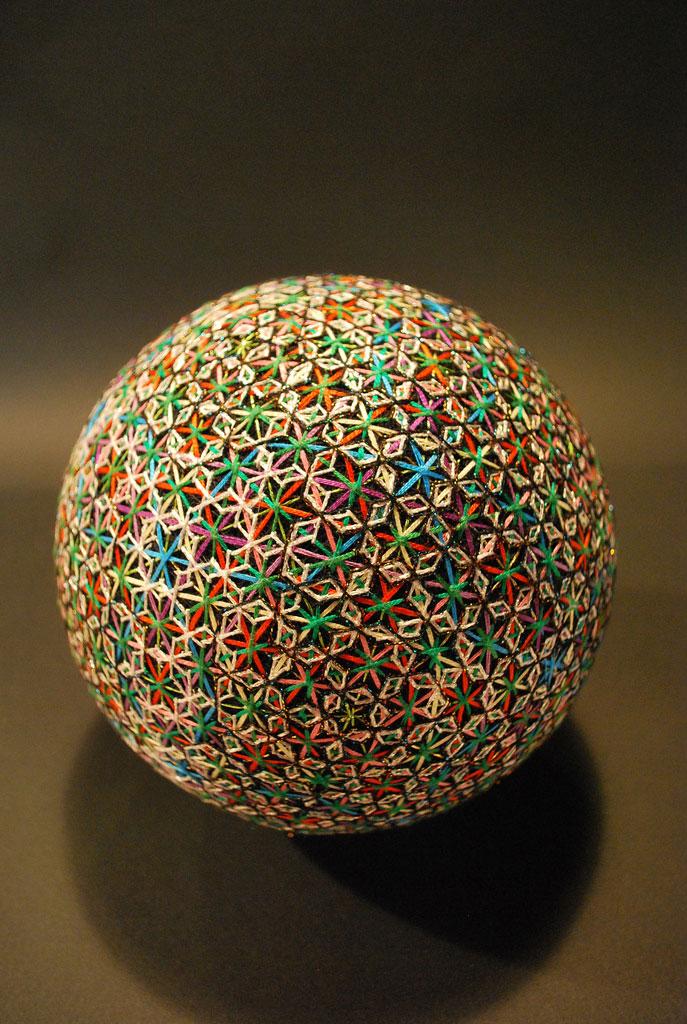 embroidered temari balls japan (10)