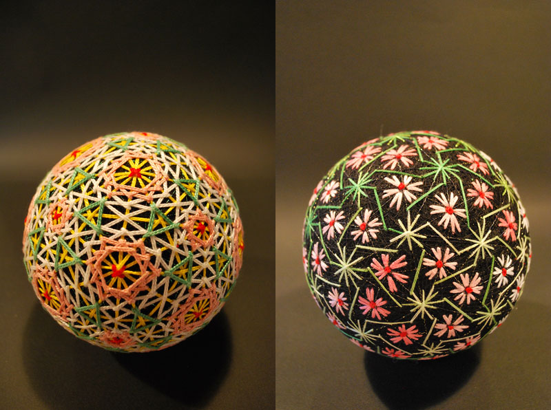 embroidered temari balls japan (12)