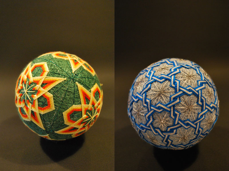 embroidered temari balls japan (14)
