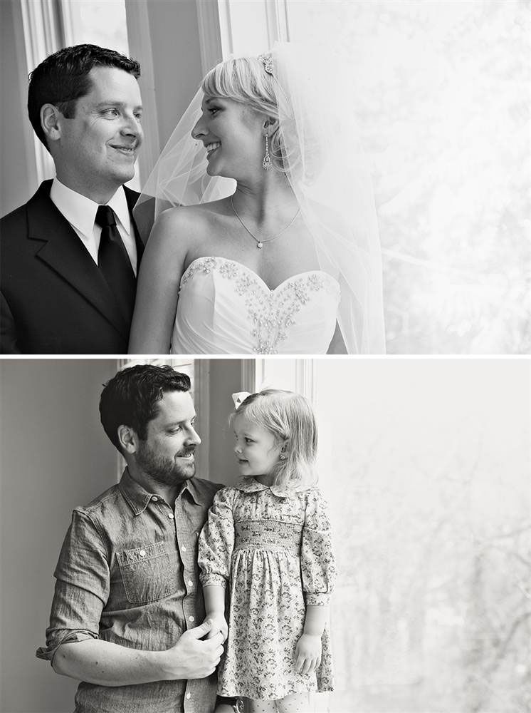 father and daugher recreate wedding photos of late mother wife tracy pace loft3 (6)