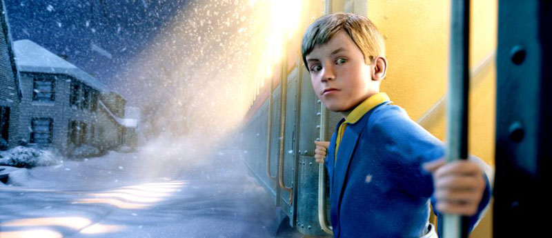 hero boy polar express 10 Things You Never Knew about 10 Famous Christmas Movies