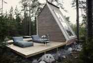 A Cabin so Small it Doesn't Even Require a Permit