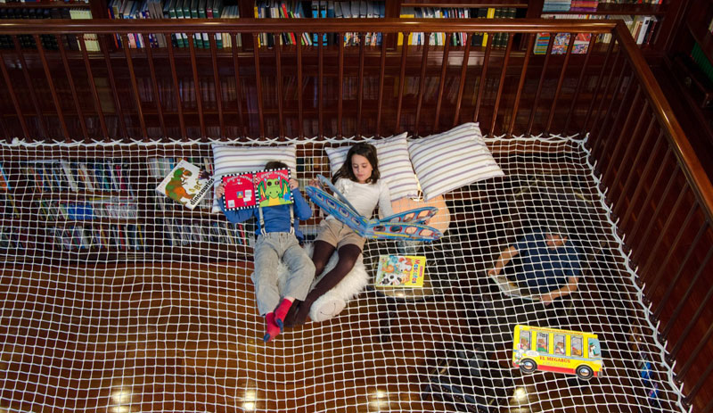 This Reading Net is for Kids. I Wish it Was for Adults!