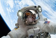 Picture of the Day: The Space Selfie