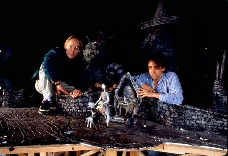 tim burton henry selick nightmare before christmas 10 Things You Never Knew about 10 Famous Christmas Movies