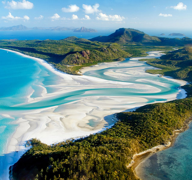 Picture of the Day: Whitehaven Beach, Australia