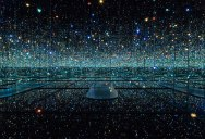 Picture of the Day: The Infinity Mirror Room » TwistedSifter