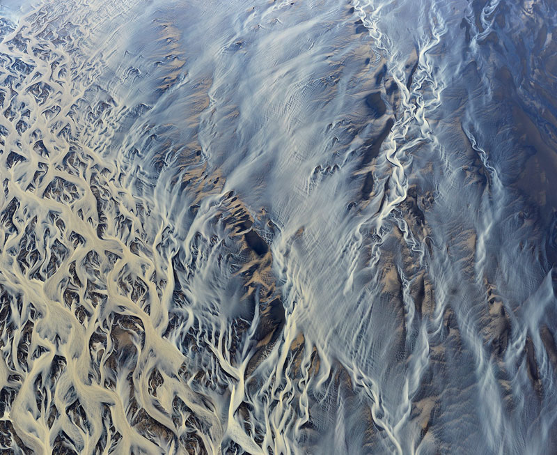 aerial photos of iceland look like absract paintings by andre ermolaev (1)