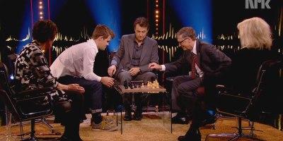 Bill Gates Gets Destroyed in Chess. Still the World's Richest Man