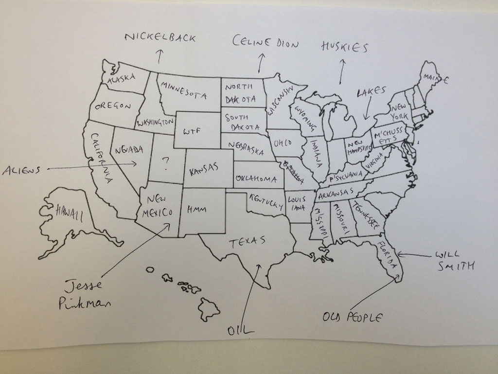british students asked to label a map of the united states (6)