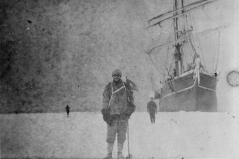 century old photos from antarctic expedition found by new zealand antarctic heritage trust 1 Exploring Antarctica with Google Street View