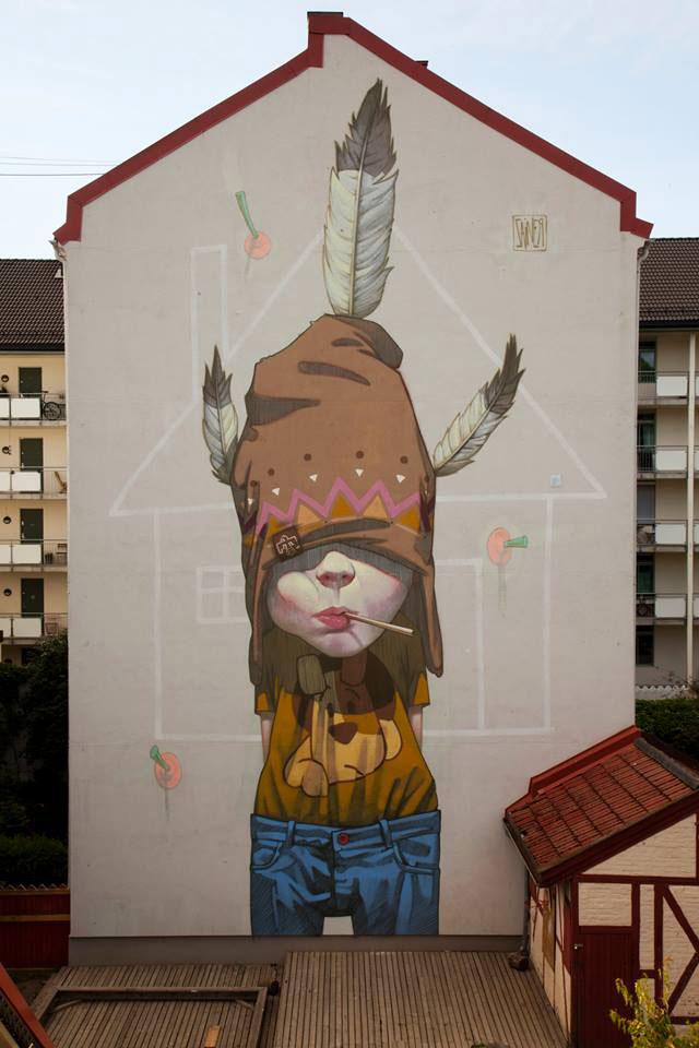 etam cru bezt sainer street art murals best of 2013 (4)