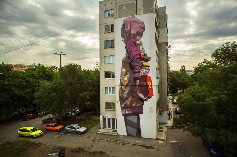 etam cru bezt sainer street art murals best of 2013 (5)