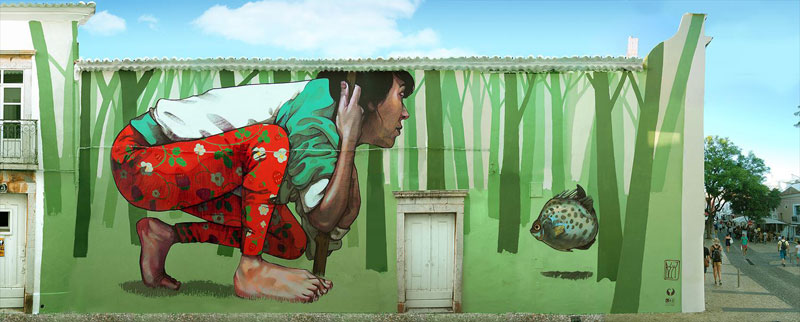 etam cru bezt sainer street art murals best of 2013 (9)