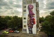 Etam Cru's Best Building-Sized Murals of 2013