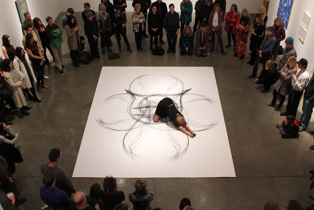 heather hansen kinetic drawings performance at ochi gallery (5)