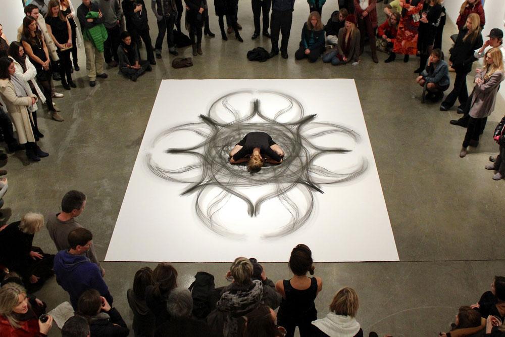 heather hansen kinetic drawings performance at ochi gallery (6)