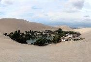 Huacachina: Peru's Desert Oasis