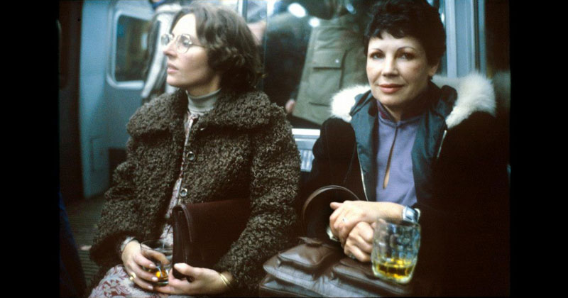 Life in the Tube: 40 Years of London Underground Photography