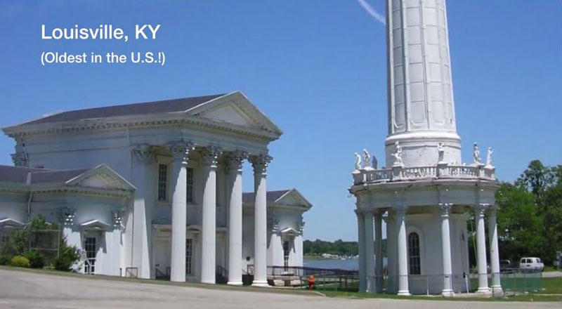 louisville kentucky pump station looks like a house This Looks Like a House but You Already Know Its Not One