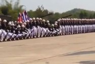 The Most Hypnotic Display of Human Coordination You Will See Today