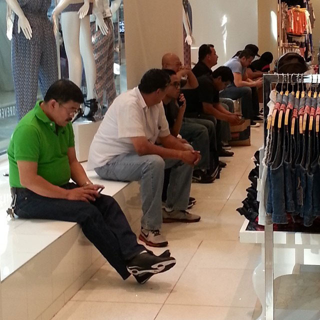 miserable men instagram men shopping with their wives and girlfriends (3)